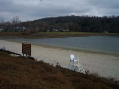 Yaman Beach in Cortland, NY. (Used to go here in 1970/1971 as a kid)