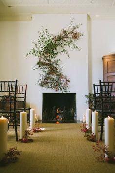 Elegant Fall Wedding Ideas from Texas