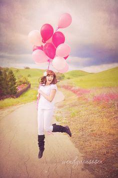 #Luftballon und #Ballon Ideen zur Inspiration von www.HarmonyMinds.de