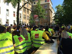 W trwającym konflikcie pomiędzy Deutsche Post a związkowcami z Ver.di wciąż nie widać nadziei na szybkie rozwiązanie. Obecnie protestuje już około 32.500 pracowników niemieckiej poczty.