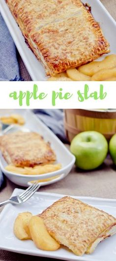 Would apple pie by any other name taste just as sweet...yes it would! Try this Apple Pie Slab!