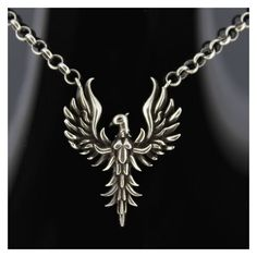 Phoenix Jewelry Phoenix Rising ❤ liked on Polyvore featuring jewelry