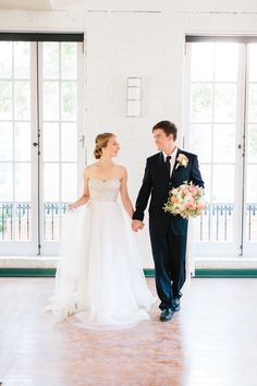 Historic Post Office Styled Shoot on Let's Wed Hampton Roads