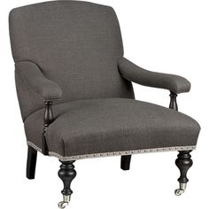 Love this Asheville Chair from Crate