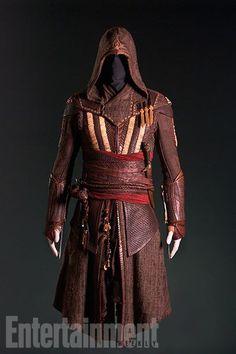 assassin's Aguilar costume