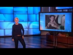 Ellen shows why you should control your privacy settings on Facebook!