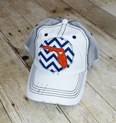 Mason Gray Thread Embroidered SOFT Unstructured Adjustable Hat Cap