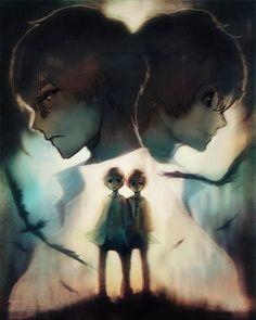 『 Terror in Resonance 残響のテロル 』 Manga Art, Anime Art, Bizarre Videos, Terror In Resonance, Ghost In The Shell, Anime Angel, Manga Illustration, Manga Games, Awesome Anime