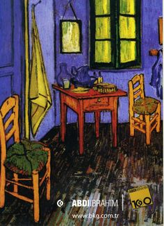 by Vincent Van Gogh (1853-1890) Dutch