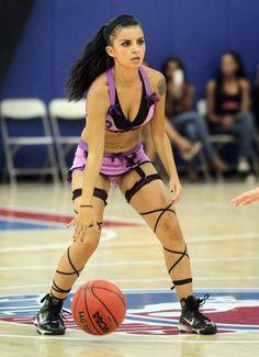Basketball Lingerie 69