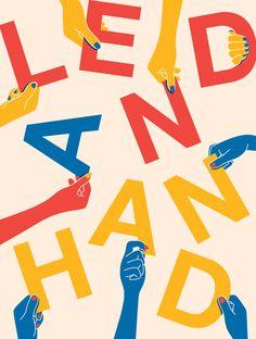 Lend a hand... #crowdfunding,