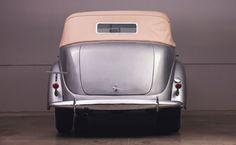 1937 Lincoln Model K Convertible Sedan - Coachwork by LeBaron