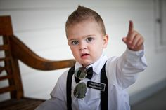 I don't have a ring bearer, but if I did  - he would totally be Ring Security!