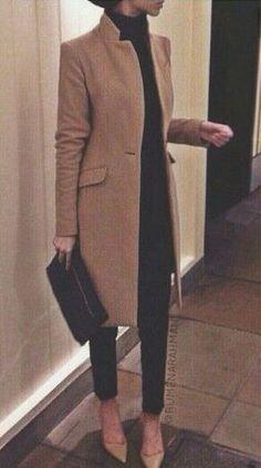 The camel coat  - CosmopolitanUK