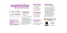 Sevilla de Moda. #PasarelaWapíssima2013 nuevo post!