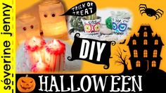 DIY français Halloween : Décoration / Room Decor Diy Halloween, Halloween Room Decor, Diy Francais, Snack Recipes, Snacks, Idee Diy, Decoration, Trick Or Treat, Chips
