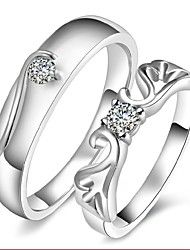 2pcs+Sterling+Silver+Ring+Angle+Wing+Couple+Rings+Adjustable+Fashion+Jewelry+for+Couple+Wedding+Engagement+Ring+–+USD+$+4.99