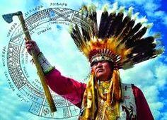 В гостиной у Диоры: О древнем календаре, или Почему исчезли индейцы в ...