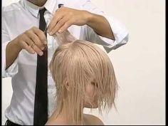 Como fazer um corte de cabelo curto diferente e lindo