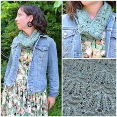 Avery Cowl Free Knitting Pattern