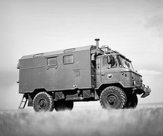 GAZ 66. Gorki-1 the steppe week long hunting version