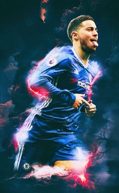 4ee358bc2 Eden Michael Hazard is a Belgian professional footballer who plays for  English club Chelsea and the