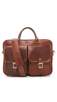 6d31544bec J.W. HULME CO. EDITOR BRIEFCASE.  j.w.hulmeco.  bags  shoulder bags  hand  bags  leather