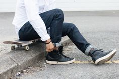 Second Narrow Launches With Japanese Made, Water Resistant, Denim