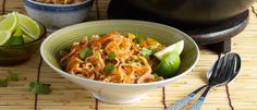Pad Thai recipe from Food in a Minute