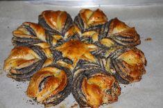 Makový kvet (fotorecept) - recept | Varecha.sk Ale, Pork, Basket, Pork Roulade, Pigs, Ales, Pork Chops