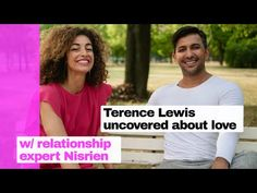 Terence Lewis uncovered: about love & the new dating society w/relationship-expert Nisrien - YouTube