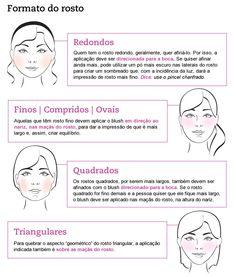 Veja mais dicas do maquiador Maurício Nazário para usar o blush:  - Se você não está fazendo nenhum trabalho conceitual, só carregue no blus...