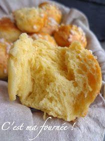 C'est ma fournée !: La vraie brioche au beurre (celle qui sent bon la boulangerie...)