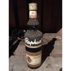 St Raphael Blanc Whiskey Bottle, Vodka Bottle, St Raphael, Jack Daniels Whiskey, Spirit, Antique, Drinks, Drinking, Beverages
