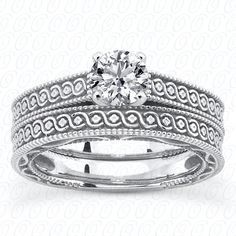 NEW DIAMOND ENGAGEMENT SET  Available as a special order.