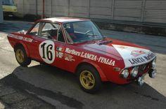 Lancia Fulvia HF Marlboro