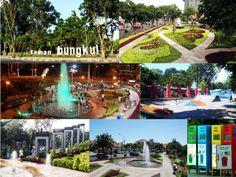 Taman Bungkul, Surabaya-East Java-Indonesia. Tempat fav aisy faris seluncuran di arena skateboardny