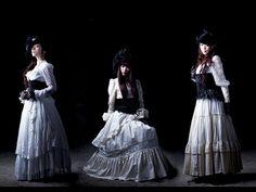 Kalafina - kalafina does the closing song called lacrimosa for black butler