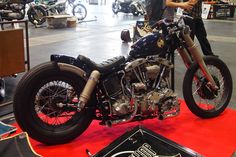 Great pics from the New Order Chopper show on Rad Jalopy Chopper, Classic Harley Davidson, Shovel, Old School, Honda, Bike, Japan, Bobbers, Tokyo