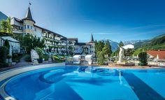 Reiter's Posthotel Achenkirch Resort and Spa. Vienna Austria