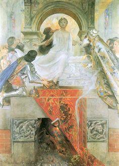 Carl Larsson - Renaissance