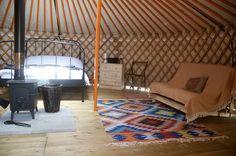 Somerset Yurt