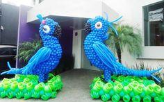Curso decoração com balões online com a Cris Balões - Quer ganhar dinheiro ou renda extra fazendo decorações com Balões? Saiba como!