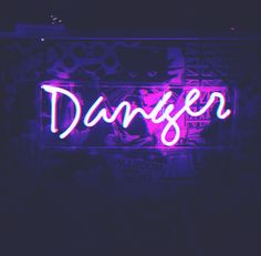 ignore the warning signs Violet Aesthetic, Dark Purple Aesthetic, Lavender Aesthetic, Rainbow Aesthetic, Aesthetic Colors, Quote Aesthetic, Aesthetic Pictures, Purple Quotes, Neon Quotes