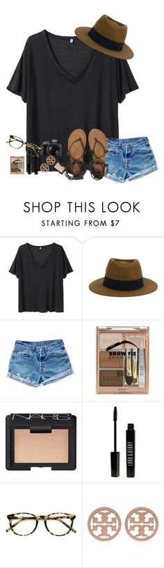 """""""If I have no Polyvore whats the point of life?!?"""" by amaya-leigh ❤ liked on Polyvore featuring R13, Maison Michel, Levi's, Nikon, Milani, NARS Cosmetics, Lord & Berry, Ace, Tory Burch and Billabong"""