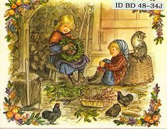 Cellar Door Books: ID BD 48-34J. - The World of Tasha Tudor