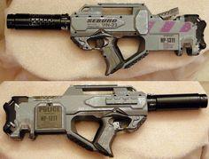 Nerf Rayven - Dominion Tank Police Style by Hypercats on DeviantArt