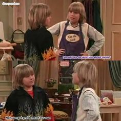 Disney Channel The Suite Life of Zack and Cody. Zack Martin, Cody Martin, Carey Martin. Yup, we all have our own problems. xD