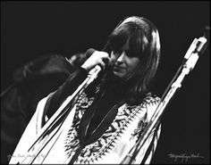 """Grace Slick of Jefferson Airplane at Monterey International Pop Music Festival """"They wanted to do something to give rock-and-roll a better name. At that time it didn't have any class or sophistication. Rock N Roll Music, Rock And Roll, Monterey Pop, Grace Slick, Jefferson Airplane, Rock Festivals, Tan Skin, Jimi Hendrix, Cool Names"""