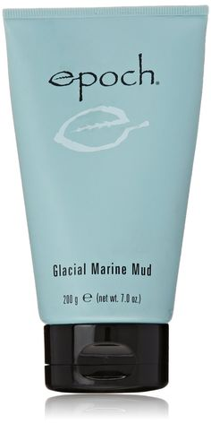 Nu Skin Epoch Glacial Marine Mud - Revitalising clay mask with sea botanicals draws out dirt and impurities from the skin Face Treatment, Body Treatments, Marine Mud Mask, Glacial Marine Mud, Healing Clay, Under Eye Bags, Skin Cleanse, Peeling, Clay Masks